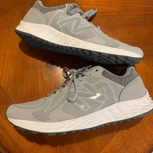 New Balance grey women's shoes